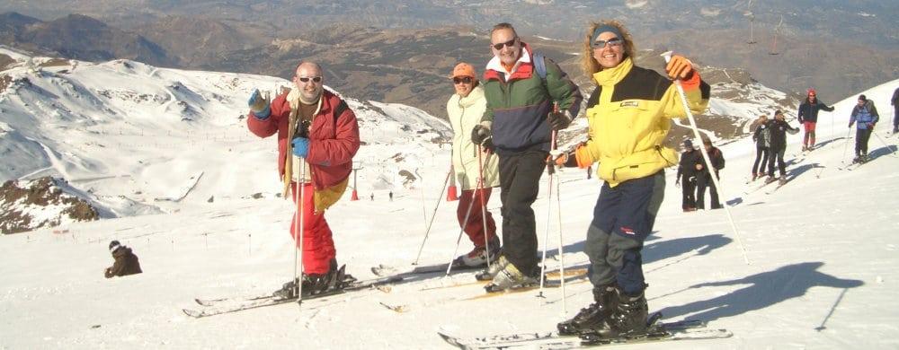 Granada: Skiing