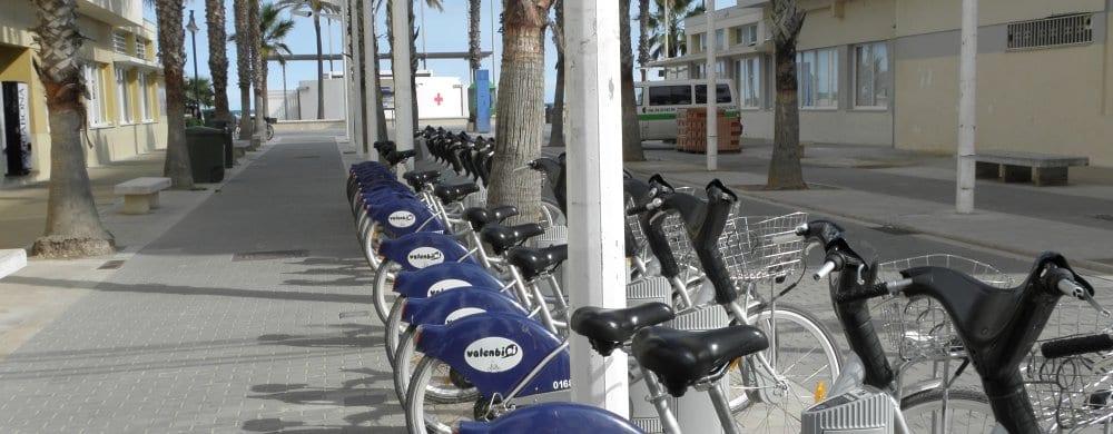 Valencia: Bikes