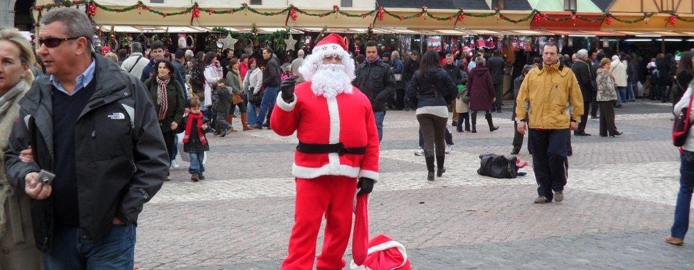 Seville: Christmas