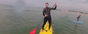 San Sebastian: Paddle board