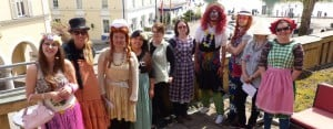 Lindau: Fancy Dress