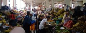 Cuenca: The Market