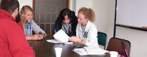 Cuenca: School classroom