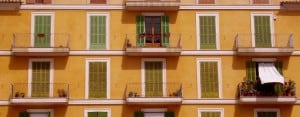 Palma de Mallorca: Windows