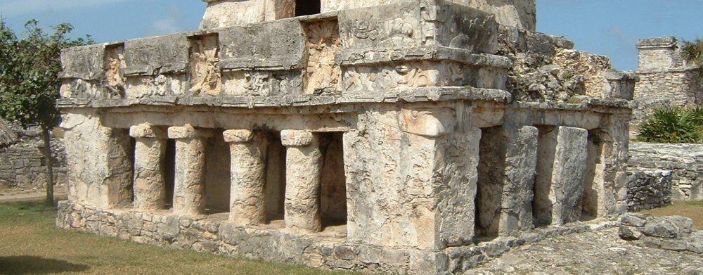 Playa del Carmen: Ancient Monument