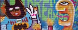 Barcelona: Graffitti