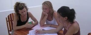 Playa del Carmen: Class