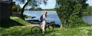 Tours: Cycling along the Loire