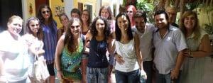 Playa del Carmen: Students