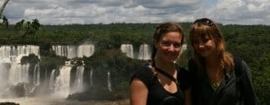 Buenos Aires: Waterfall