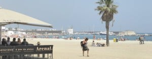 Barcelona: Beach
