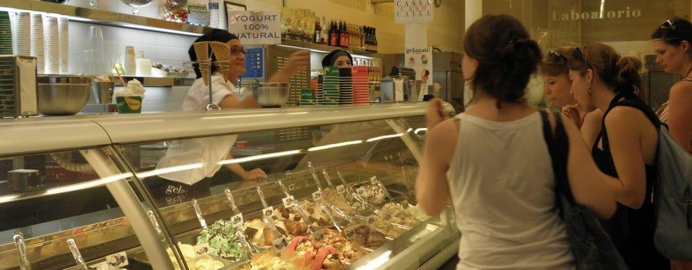 Barcelona: Ice cream