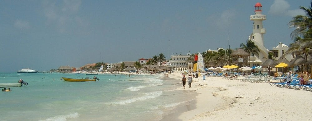 Playa del Carmen: Beach