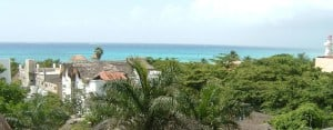 Playa del Carmen: View