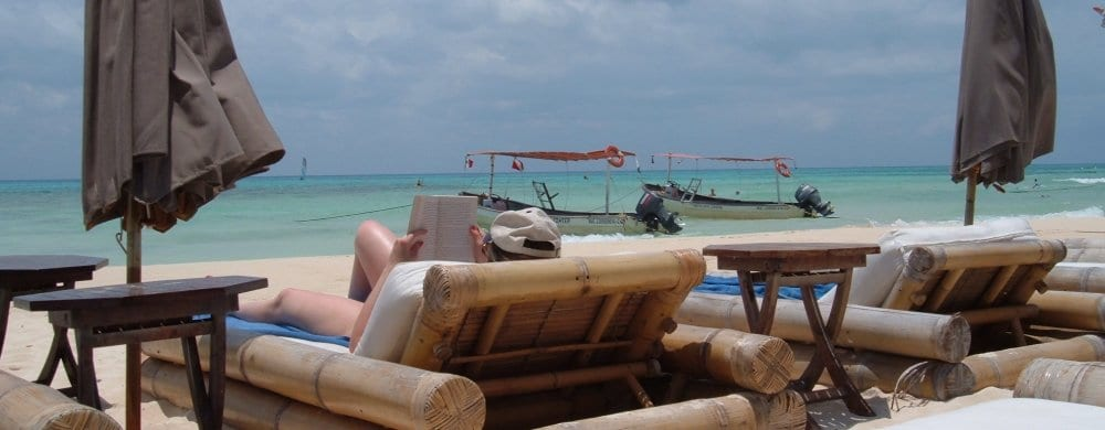 Playa del Carmen: Relax on Beach