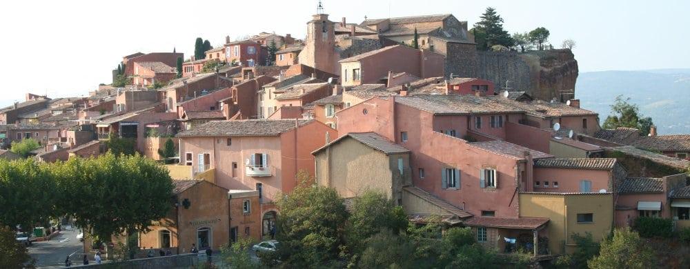 Aix-en-Provence: Roussillon