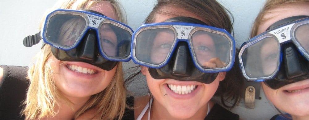 Cannes: Scub Diving