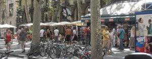 Barcelona: Bikes