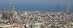 Barcelona: Skyline