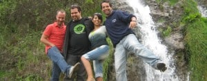 Lima: Waterfall
