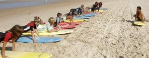Cadiz: Surf lesson