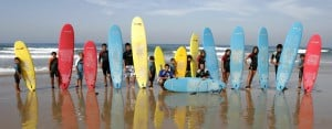 Cadiz: Surf lesson