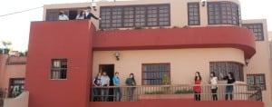 Lima: Balcony