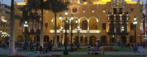 Lima: At night