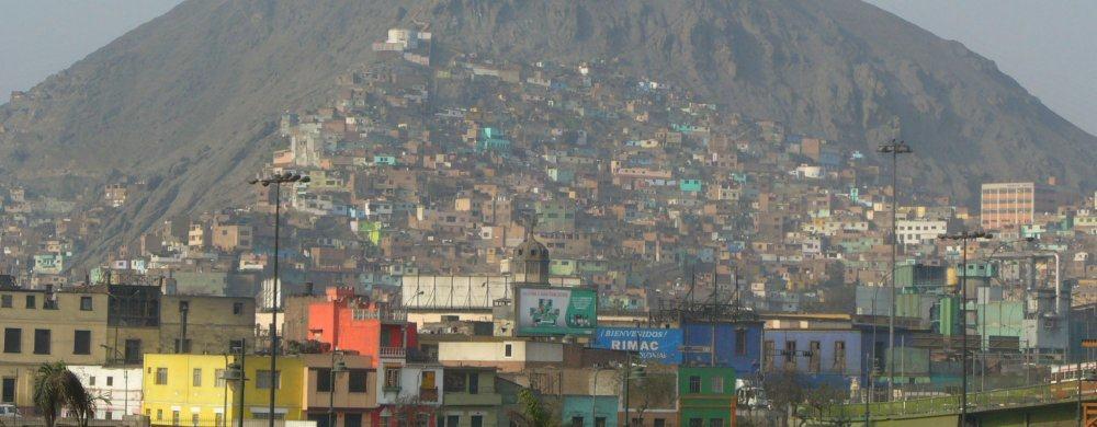 Lima: Vista