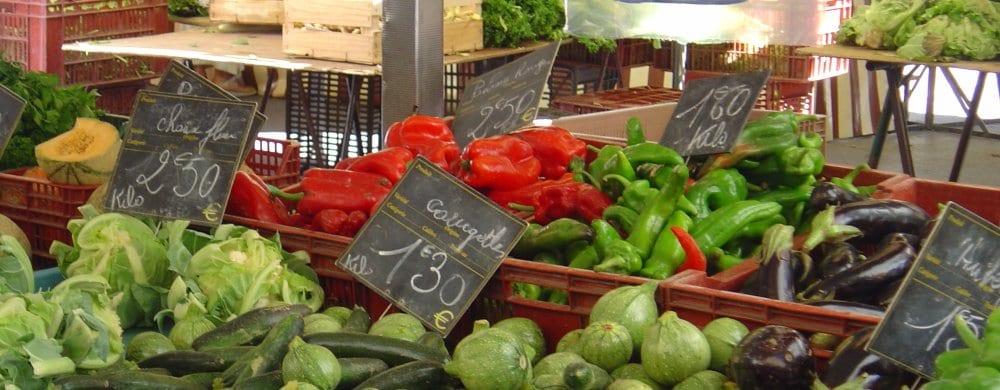 Aix-en-Provence: Market
