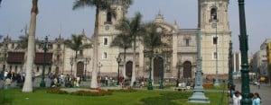 Lima: Plaza