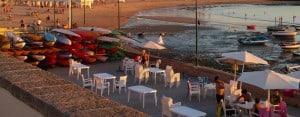 Cadiz: Outdoor Cafe