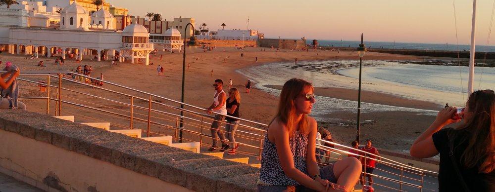 Study Spanish in Cadiz