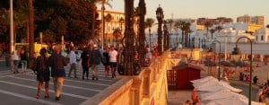 Cadiz: Beach
