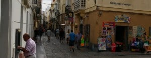 Cadiz: Street