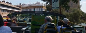 Seville: Open top bus