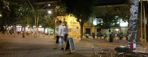 Seville: Night
