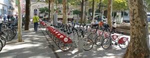 Seville: Bikes
