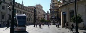 Seville: Center