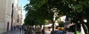 Seville: Promenade