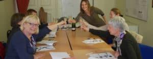 Montpellier: ladies-in-class-1000
