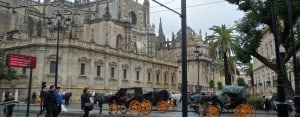 Seville: Carriages