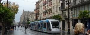 Seville: Tram