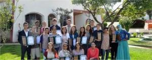 Graduation in Rabat