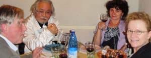 Siena: Dinner