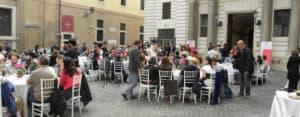 Rome: Dining Al Fresco