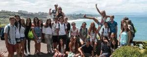 Biarritz Teens Activity