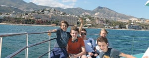 Benalmadena Teens: On the water