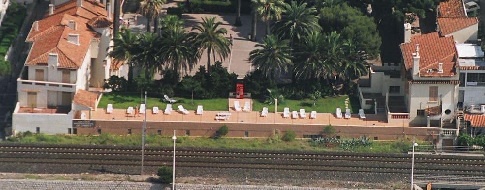Cannes: Sun terrace campus