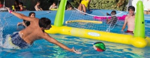 Antibes Teens: Swimming pool Horticole
